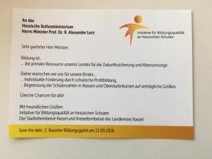 Postkarten Kassel
